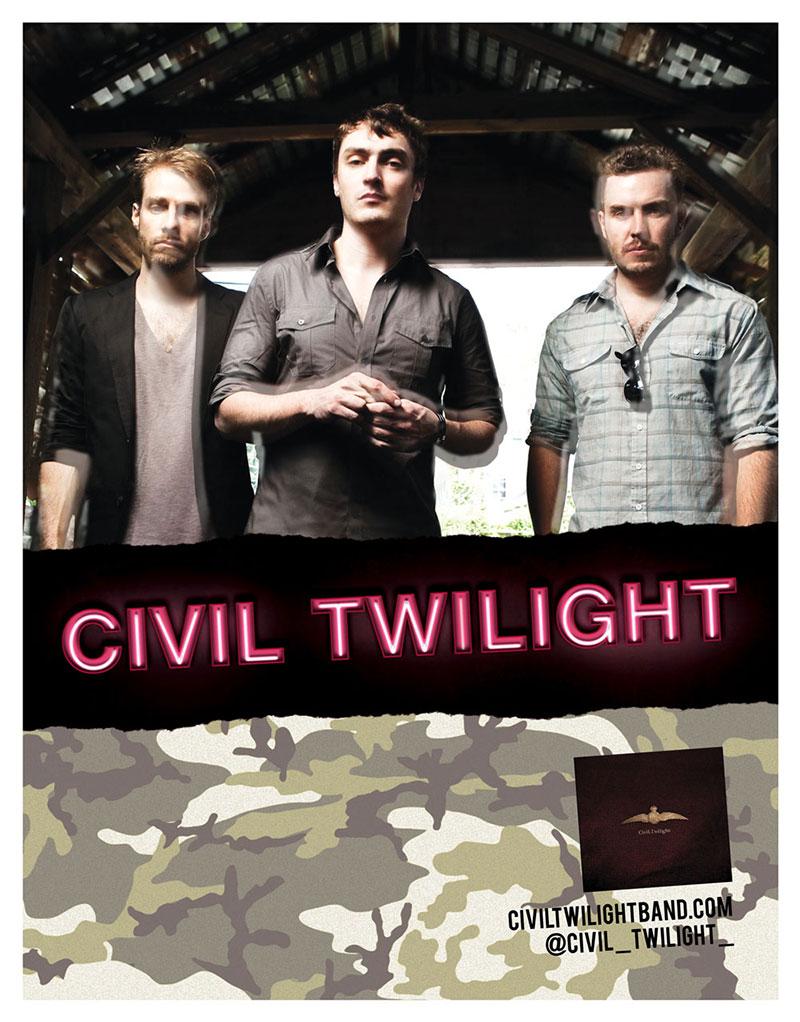 Civil Twilight Poster 1