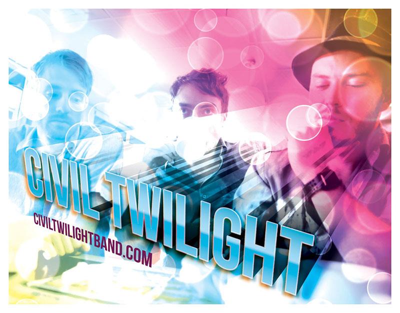 Civil Twilight Poster 3